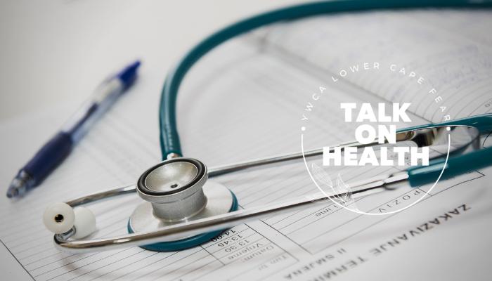 Talk On Health Landing Page