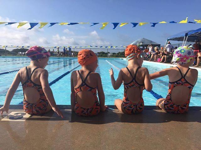 YWCA Barracuda Swimmers